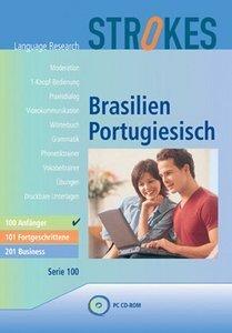 Strokes Language Research Brasilien Portugiesisch 100 - Anfänger (deutsch) (PC)