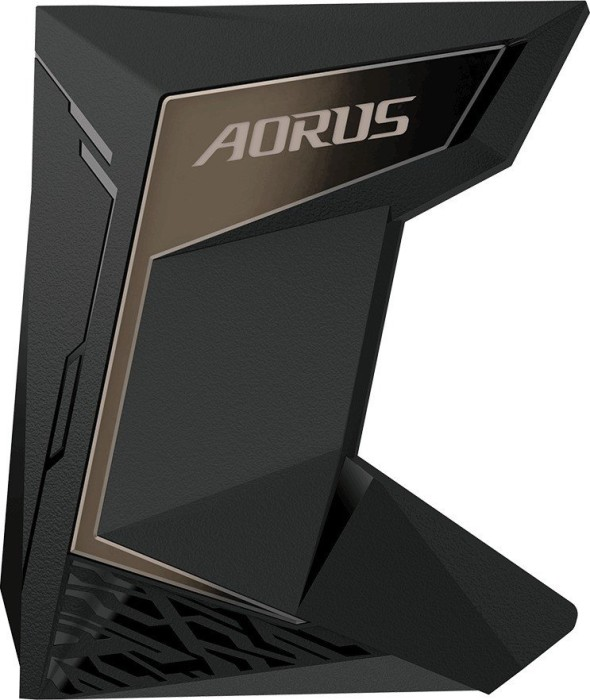 Gigabyte Aorus NVLink-Bridge 4-Slot, 80mm (GC-A2WAYNVLINKL RGB)