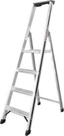 HYMER ALU-PRO 7002606 Stufenstehleiter 6 Stufen