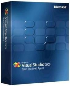 Microsoft Visual Studio 2005 - Test agent, 1 CPU (English) (PC) (123-00001)