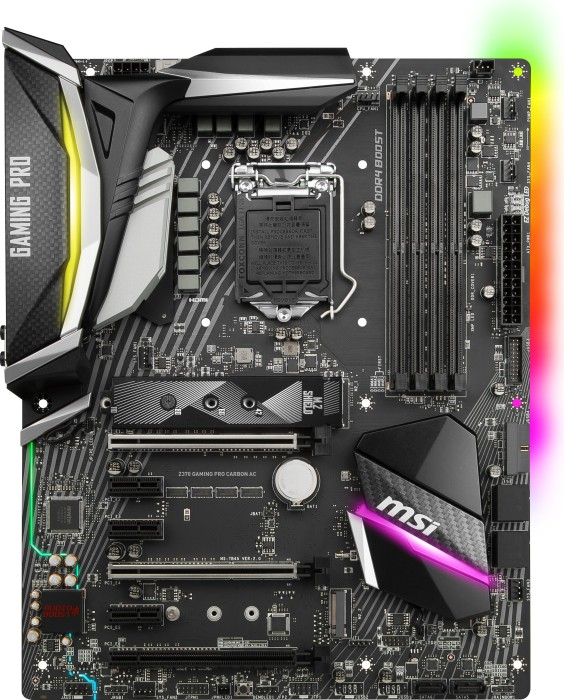 MSI Z370 Gaming Pro Carbon AC (7B45-001R)