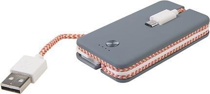 Xtorm Spark Power Cable Micro-USB grau (CX007)