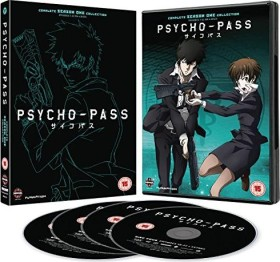 Psycho Pass Complete Series One Collection (UK)