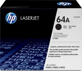 HP Toner 64A black (CC364A)