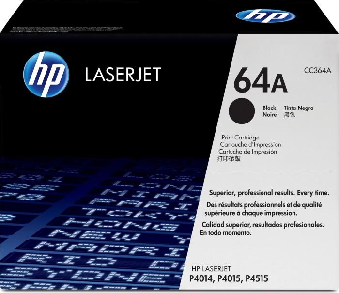 HP Toner 64A schwarz (CC364A)