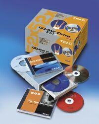 TEAC CD-W552G, bulk