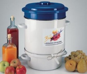 Rommelsbacher EE 1505 electric steam juicer