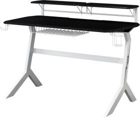 LC-Power Gaming Desk schwarz/weiß (LC-GD-1W)