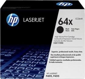 HP Toner 64X schwarz (CC364X)
