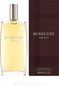 Burberry For Men Eau De Toilette, 100ml