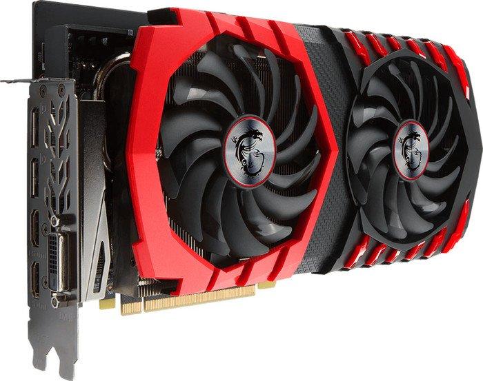 MSI Radeon RX 580 Gaming X+ 8G, 8GB GDDR5, DVI, 2x HDMI, 2x DisplayPort (V341-081R)