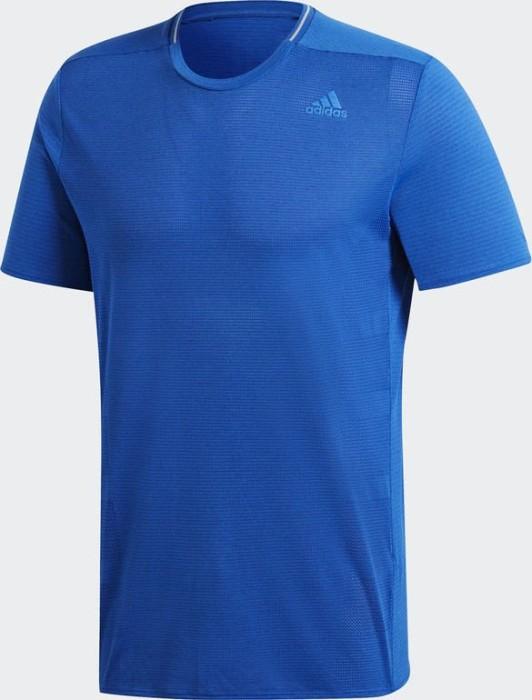a749d672 adidas Supernova Tea running shirt short-sleeve collegiate royal (men)  (BQ7272)