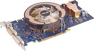 ASUS EN8800GT/HTDP/256M, GeForce 8800 GT, 256MB DDR3, 2x DVI, TV-out, PCIe 2.0 (90-C1CJT5-H0UAY00Z)
