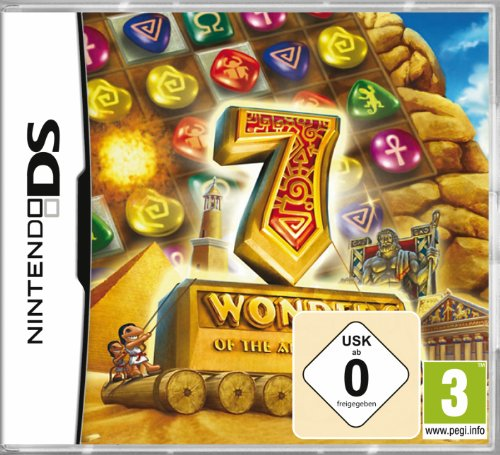 7 Wonders of the Ancient World (German) (DS) -- via Amazon Partnerprogramm