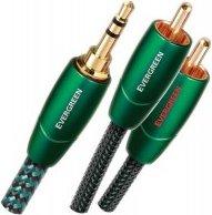 Audioquest Evergreen 3.5mm Klinke/Composite Audio Kabel 3m grün -- via Amazon Partnerprogramm