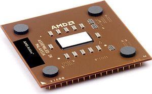 AMD Athlon XP 2700+ tray, 2167MHz, 166MHz FSB