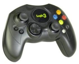 Logic3 XB Gamepad - S - Type (Xbox) (XB702)