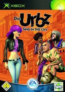 Die Urbz: Sims w the City (niemiecki) (Xbox)