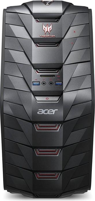 Acer Predator G3-710, Core i7-7700, 12GB RAM, 1TB HDD, 256GB SSD, GeForce GTX 1050 4GB (DG.E08EG.116)
