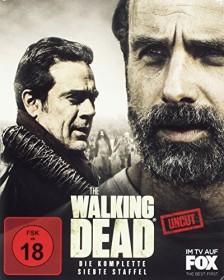 The Walking Dead Staffel 7 (Blu-ray)