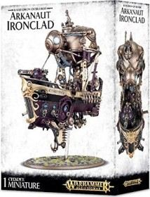 Games Workshop Warhammer Age of Sigmar - Kharadron Overlords - Arkanaut Ironclad (99120205028)
