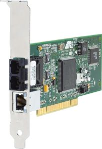 Allied Telesis AT-2701FTX/MT, 1x 100Base-FX/100Base-TX, PCI, low profile