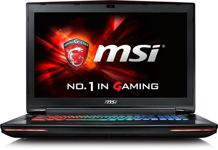 MSI GT72S 6QEG16SR421BW Dominator Pro G (001782-SKU1102)