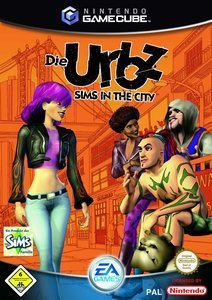 Die Urbz: Sims in the City (German) (GC)