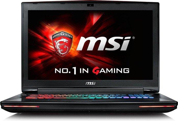 MSI GT72 6QD Dominator - 6QD8H11 (001782-SKU1110)