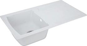Respekta Boston 860x500mm white