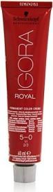 Schwarzkopf Igora Royal hair colour 5/0 light brown, 60ml