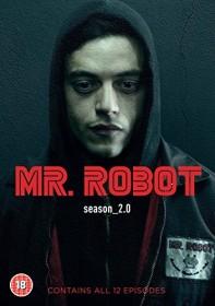 Mr. Robot Season 2 (DVD) (UK)