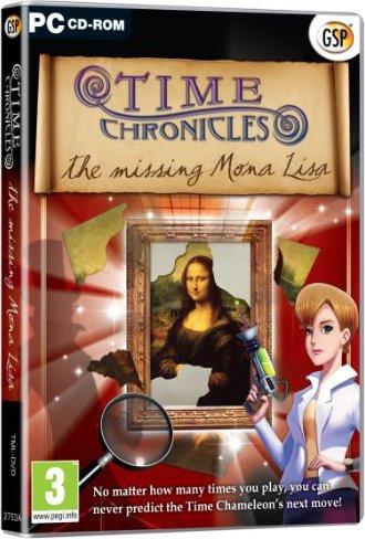 Time Chronicles - The Missing Mona Lisa (deutsch) (PC) -- via Amazon Partnerprogramm