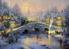 Schmidt Spiele Snow Village (58450)