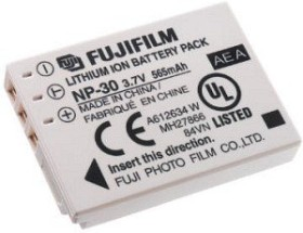 Fujifilm NP-30 Li-Ionen-Akku (40725143)