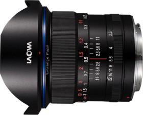 Laowa 12mm 2.8 Zero-D für Canon EF schwarz (492645)