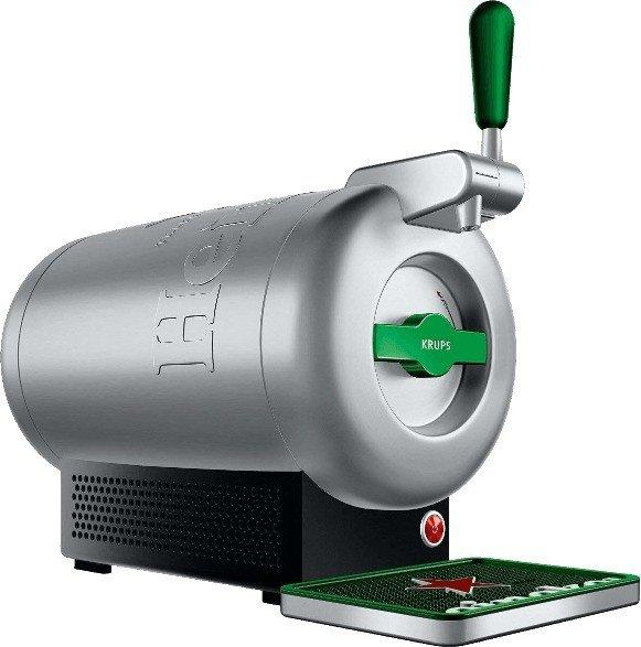 Krups The Sub VB650E10 Beer dispenserHeineken Edition
