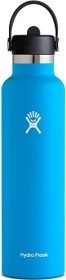 Hydro Flask 21 oz Standard Mouth Flex Cap Insulated Trinkflasche pacific