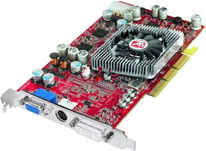 ATI Radeon 9800 Pro Mac-Edition, 128MB DDR, DVI (100-435050)