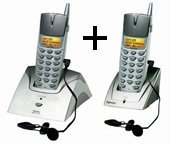 Topcom Butler 2410 Twin Pack