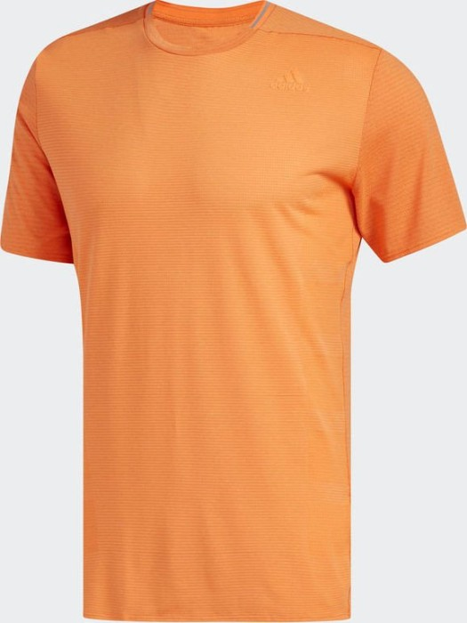 adidas Supernova Tea running shirt short sleeve hi res orange (men) (CG1164) from £ 34.81