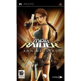 Tomb Raider - Anniversary (PSP)