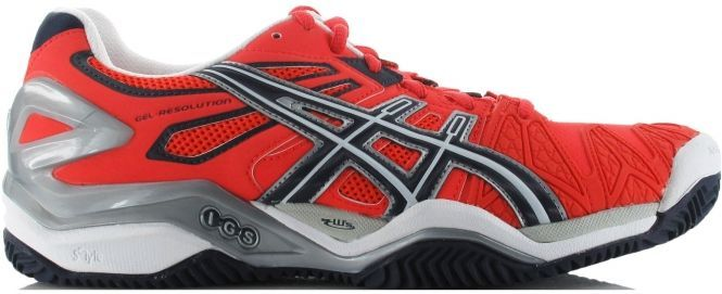 low priced b08d6 51712 Asics Gel-Resolution 5 Clay (Damen) (E352Y)