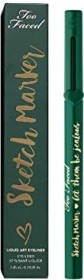 Too Faced Sketch Marker Eyeliner Smokey Emerald, 0.45ml
