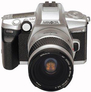 Konica Minolta Dynax 4 (SLR) case