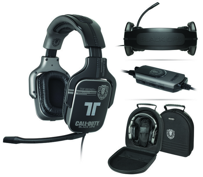Tritton Call of Duty: Black Ops True 5.1 Analog Gaming headset (CD79051100A1/02/1)