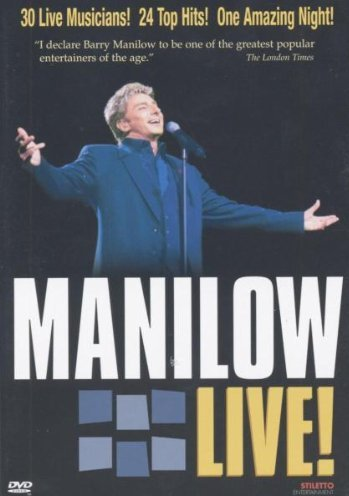Barry Manilow - Live -- via Amazon Partnerprogramm