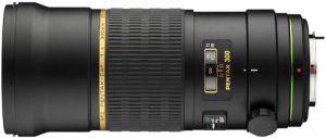 Pentax smc DA 300mm 4.0 ED IF SDM black (21760)