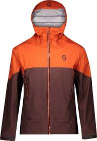 Scott Trail MTN WP Jacke orange pumpkin/maroon red (Herren) (275298-6437)