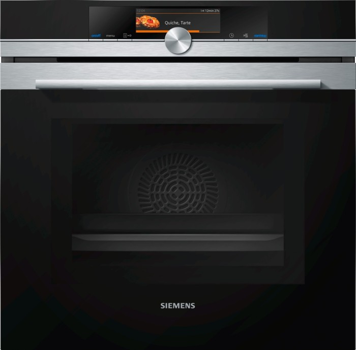 Siemens iQ700 HM678G4S1 Backofen mit Mikrowelle